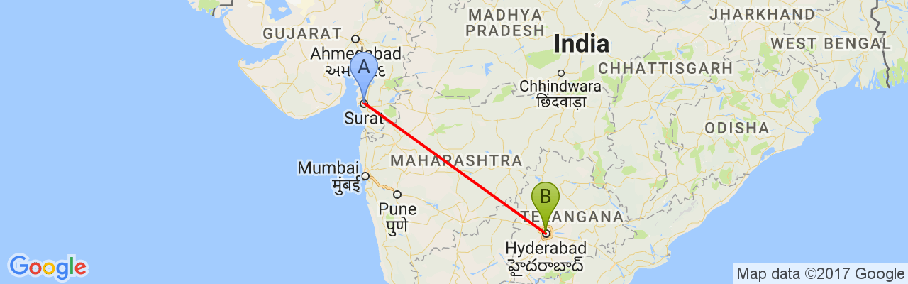 virail-map-Surate-Hyderabad.png